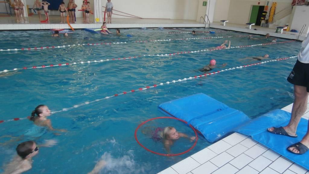 A la piscine ecole arago boulogne sur mer for Piscine boulogne
